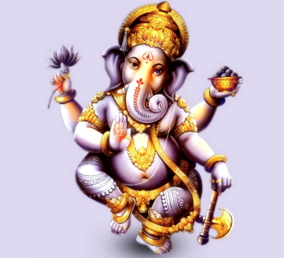 O Bohovi s hlavou slona