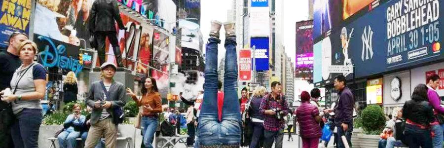 Yoga v New Yorku